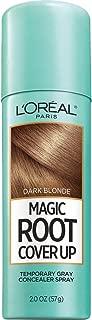 Best l'oreal magic root cover up dark blonde Reviews