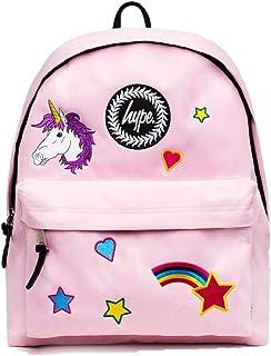 HYPE - Mochila con diseño de estrellas, color rosa