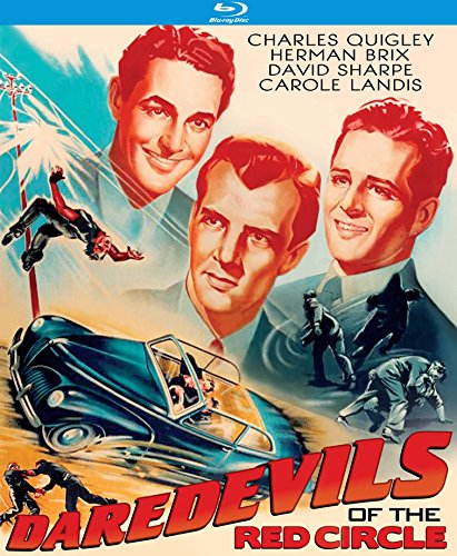 Daredevils of the Red Circle (1939) (12 Chapter Serial) [Blu-ray]