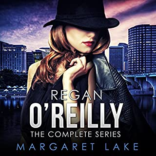 Regan O'Reilly, Private Investigator (Boxed Set): The Complete Series audiobook cover art