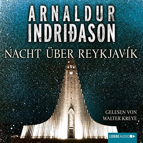 Nacht über Reykjavík cover art