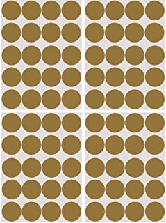 200 Pieces Decal Dots Wall Stickers, 2 inch Round Circle Wall Art Stickers, Removable Dot Stickers for Festive Decor, Baby...