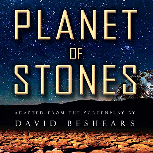 Planet of Stones Audiobook By David R. Beshears cover art