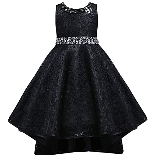 Childrens Black Bridesmaid Dress Amazon.co.uk