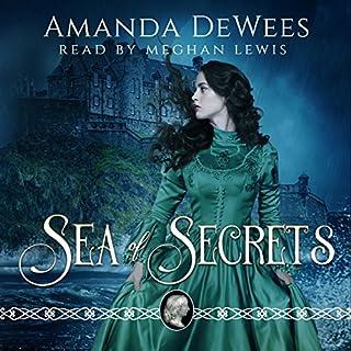 Sea of Secrets audiobook cover art