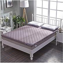 Tatami Mattress, Futon Mattress Sleeping Pad Lazy Bed Folding Mat Mattress Comfort Portable for Dorm Room Bedroom Thick 5 ...