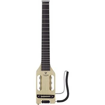 Traveler Guitar 6 String Acoustic-Electric Guitar, Right, Maple (ULN MPS)