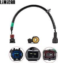 LIMICAR Knock Detonation Sensor with Wiring Harness KS79 2206030P00 Compatible w/Infiniti G20 I30 J30 M30 Q45 QX4 Mercury Villager Nissan 200SX 240SX Pathfinder Pickup Quest Sentra