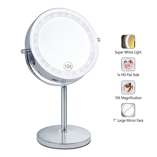 Lighted Makeup Mirrors Amazon Co Uk