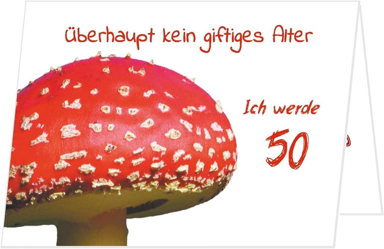 Unser-Festtag Überhaupt kein giftiges Alter Geburtstagseinladung für jedes Alter - - - eigener Text wird eingedruckt - 60 Karten B07PV34LTC | Marke  df8b94