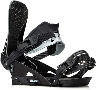 ride el hefe snowboard bindings