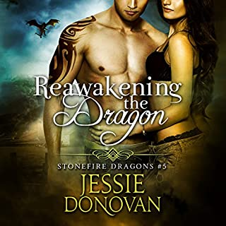 Reawakening the Dragon audiobook cover art