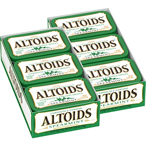 Altoids Spearmint Mints 176 ounce 12 Packs
