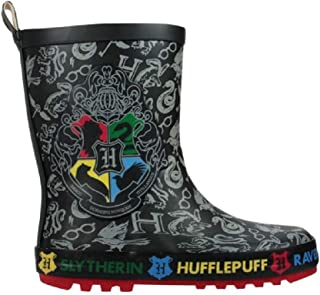 Kids Boys Childrens Character Wellington Boots Wellies