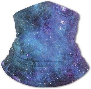 Pañuelo para la Cara de los niños Espacio Exterior Galaxia Estrellas en el Espacio Planetas astronómicos celestes en el Un...