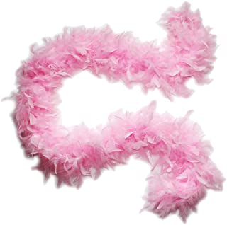 Cynthia's Feathers 80g Chandelle Feather Boas over 30 Color & Patterns