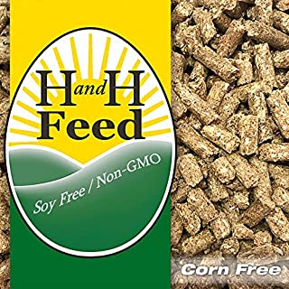 Best Dairy Goat Feed: Non-GMO, Soy free, Corn free, with organic Fertrell vitamins and minerals, great for dairy cows as well!