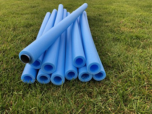 MPC ERADICATE 6 REPLACEMENT TRAMPOLINE SAFETY FOAM POLE SLEEVES PADDING FOR NET POLES