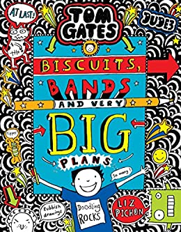 Tom Gates 14: Biscuits, Bands and Very Big Plans (English Edition ...
