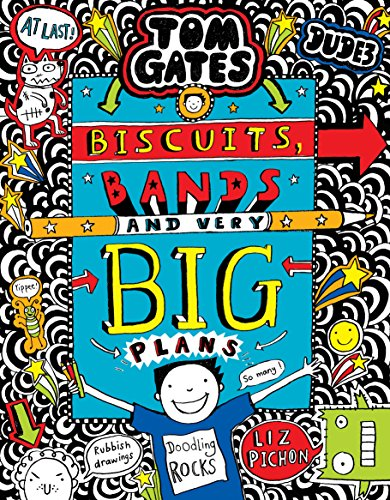 Tom Gates 14: Biscuits, Bands and Very Big Plans (English Edition)