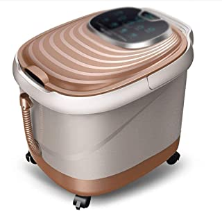 SHYPT Therapeutic Extra Deep Foot & Ankle Heated Bath Spa - Heat, Soothes, Relaxes Overworked Aching Feet
