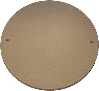 Speedball Masonite Pottery Wheel Bat, Round, 14 inch Diameter (MAS14)