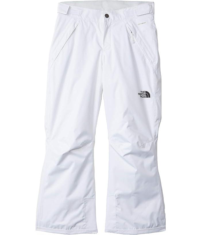 Freedom Insulated Pants (Little Kids/Big Kids) TNF White/TNF Black