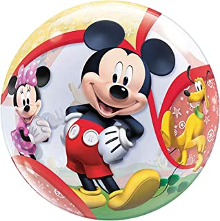 Qualatex Mickey and His Friends Single Bubble, 22-Inch Size