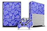 247Skins Designer Skin Sticker for the XBOX ONE S Console With Two Wireless Controller Decals
