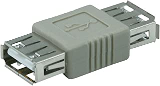 Monoprice USB 2.0 A Female to A Female Coupler Adapter (100362)