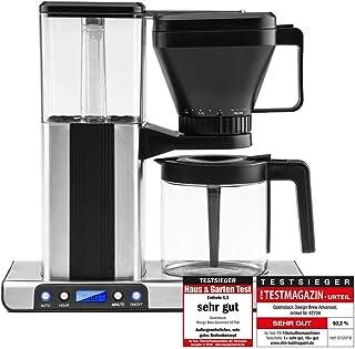Gastroback 42706 Design Brew Advanced filterkaffemaskin, snabb bryggning: 1,25 liter (ca.10 koppar) på 6 min, LCD-display ...