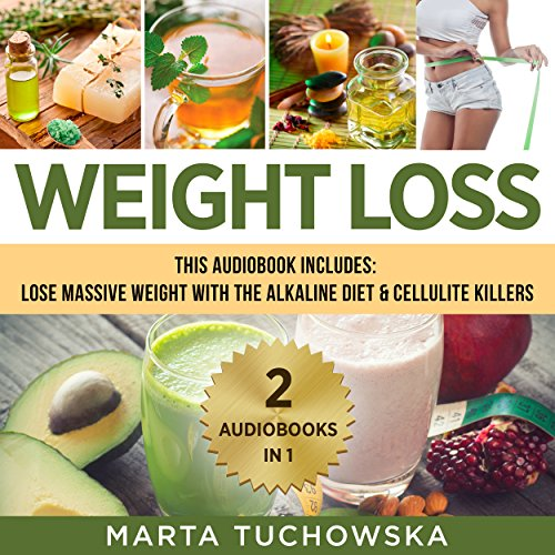 Weight Loss: 2 in 1 Bundle audiobook cover art