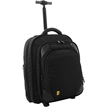 GATE8 Wheeled Backpack Cabin Luggage for Flybe BA Easyjet - Cabin MATE LITE 31 litres