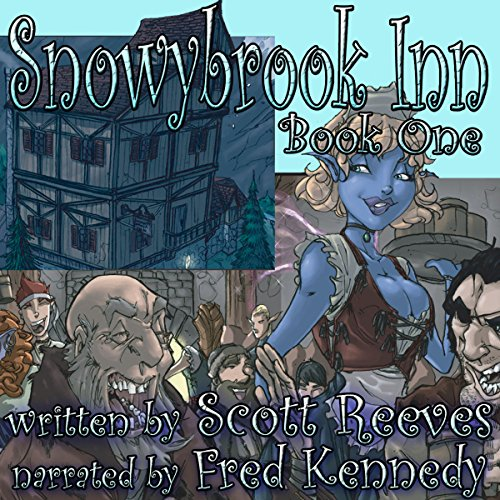 Snowybrook Inn: Book One audiobook cover art
