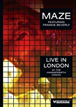 Maze Featuring Frankie Beverly - Live At The Hammersmith Odeon
