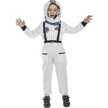 Brownrolly Disfraz de Astronauta para niños, Juego de Ropa para ...