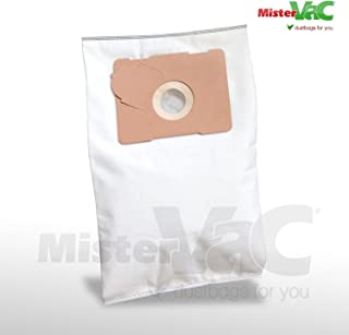10x bolsas para aspirador tejido Festool CTL MIDI