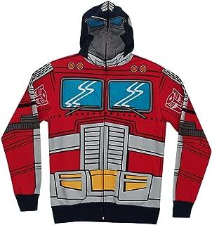 Transformers Optimus Costume Hoodie