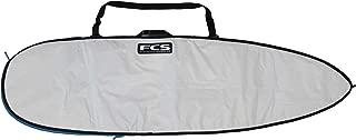FCS Classic Shortboard Day Bag - White