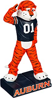 Evergreen Enterprises NCAA Auburn Tigers Mascot DesignGarden Statue, Team Colors, One Size