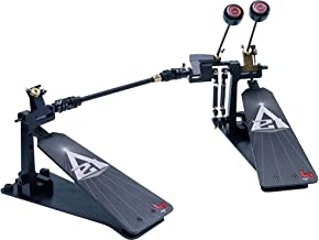 symmetrical double bass pedal