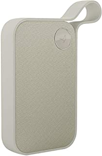 Libratone One Style Portable Wireless Bluetooth Speaker, Cloudy Grey