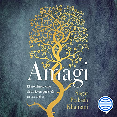 Diseño de la portada del título Amagi