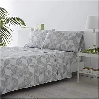 Cotton Artean Parure de lit pour lit de 90 x 190/200 cm Hypoallergénique.