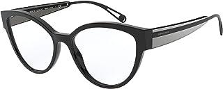 نظارات طبية من جورجيو ارماني باطار اسود 7180 5001