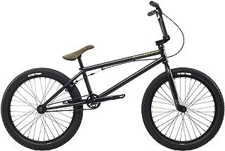 自転車 bmx STOLEN ストーレン SPADE MATTE BLACK W/GREEN CORDUROY 20インチ 完成車 完全組立 S070