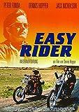 Easy Rider Movie Poster Masterprint (27,94 x 43,18 cm)