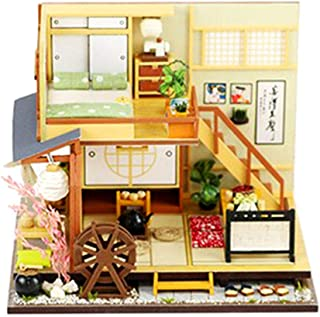1:12 Miniature Seasoning Rack Pot with Spice Dollhouse Kitchen Accessories K7O B