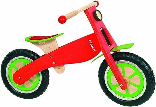 descuento de bajo precio Goula - Bicicleta Bicicleta Bicicleta de Madera sin Pedales (Diset 54150)  salida para la venta