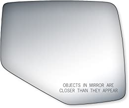 Fit System 90209 Passenger Side Replacement Mirror Glass